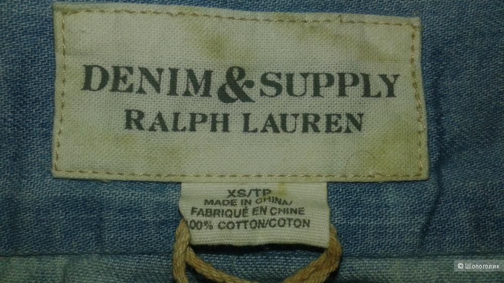 Рубашка Denim & Supply, размер XS.