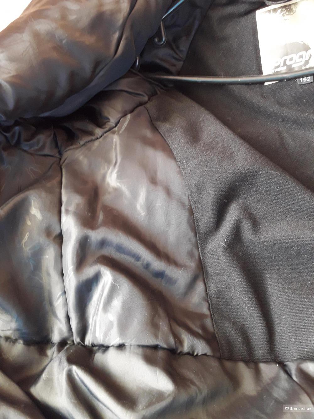 Куртка демисезонная детская Progress by reima размер 152