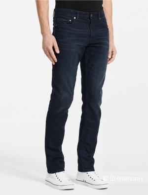 Джинсы Calvin Klein темно-синие