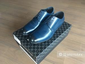 Демисезонные ботинки-оксфорды Melvin&Hamilton р.38-38,5