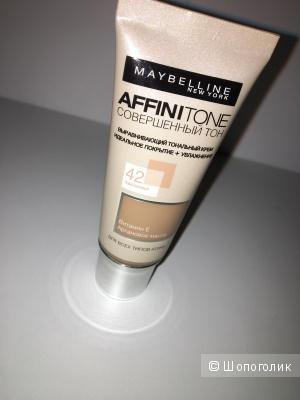 Тональный крем Maybelline Affinitone , остаток больше половины