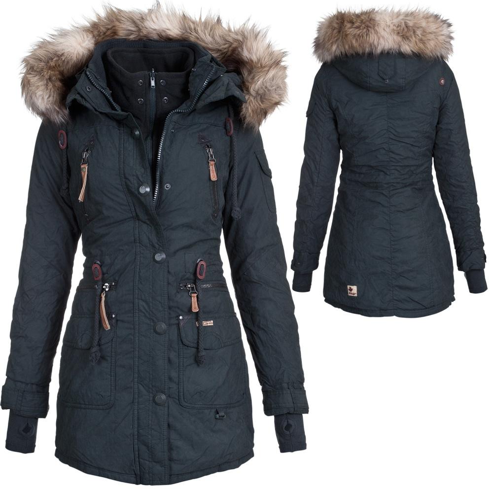 Парка женская / зимняя куртка Khujo р. 48 L