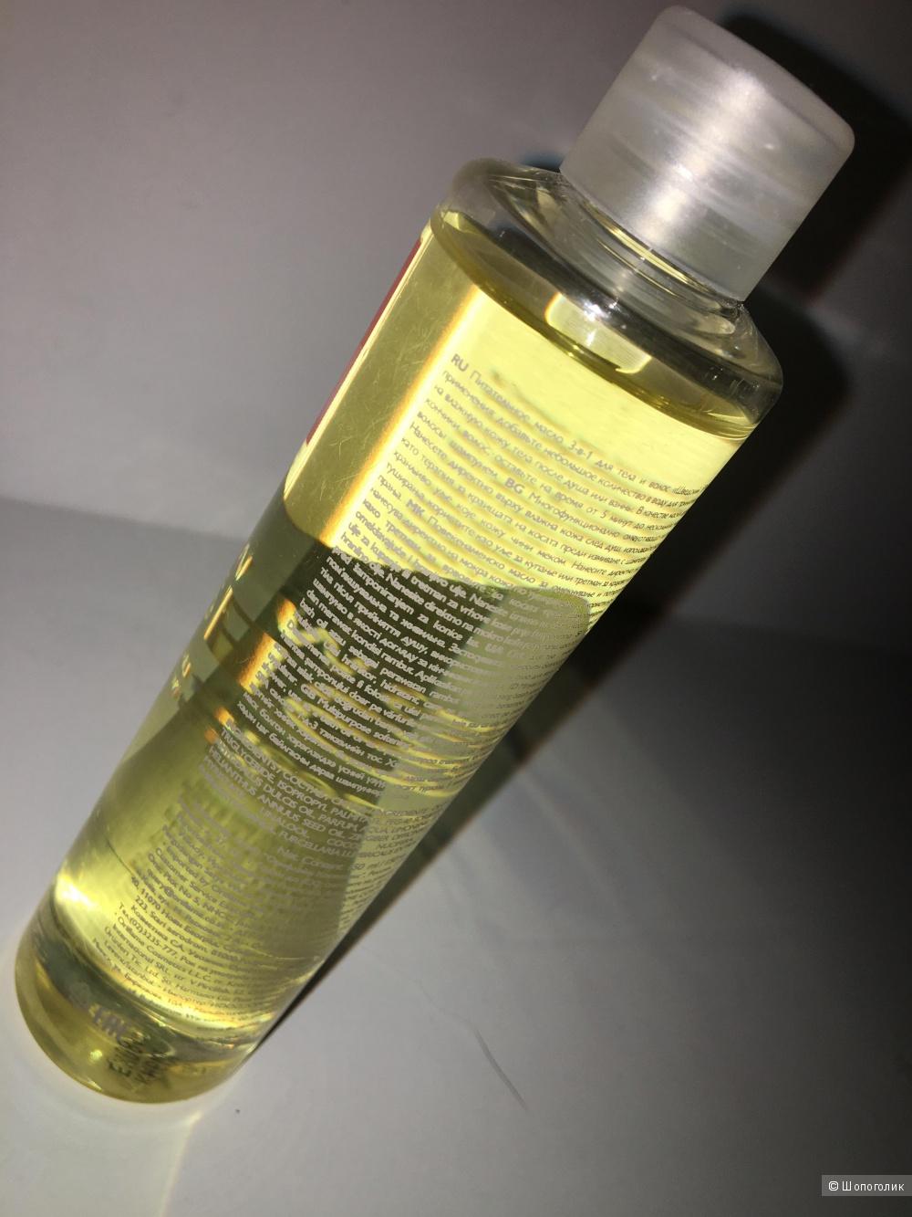Новое масло для волос и тела Oriflame