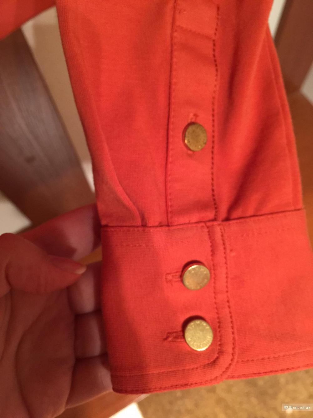 Блузка трикотажная TOMMY HILFIDGER, размер M