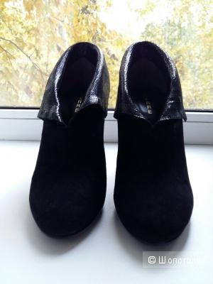 Кожаные  ботинки   LERRE 40 размер
