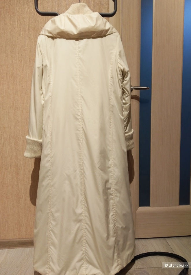 Пальто Rene Derhy, слоновая кость, размер M (44-46)