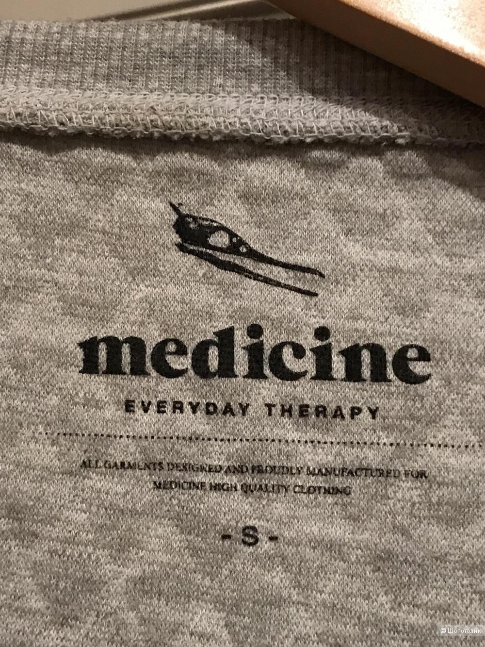 Свитшот стёганный Medicine, S/42-44 p