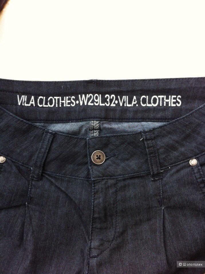 Джинсы vila clothes 46 размер
