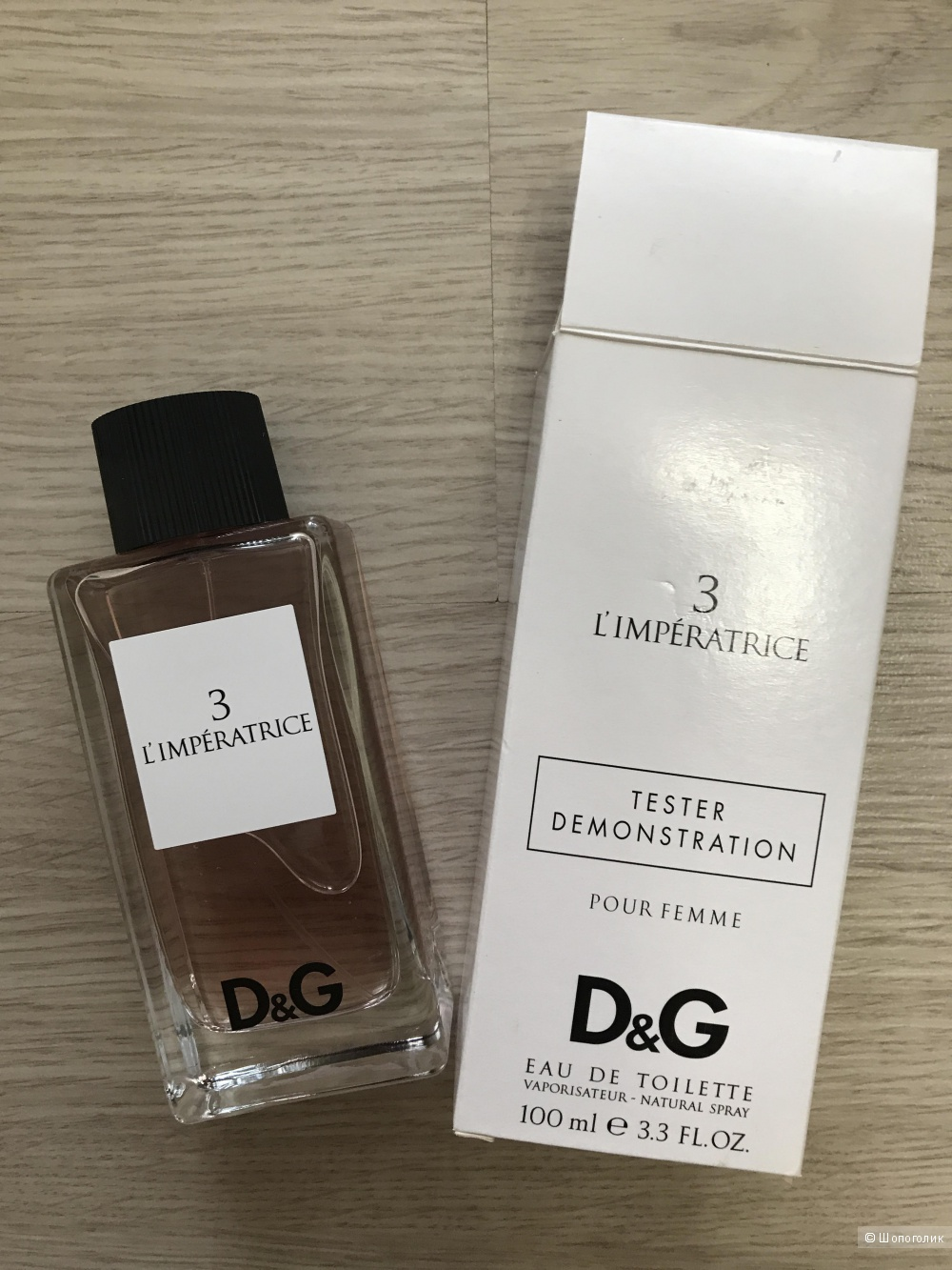 Туалетная вода D&G L'Imperatrice 100 мл тестер