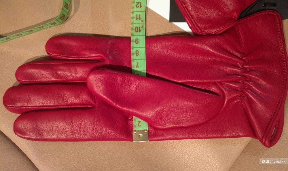 Кожаные перчатки ORCIANI р.7