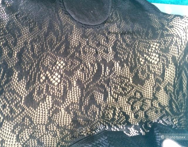 Колготки Charmante (Италия), черные S-M (3)
