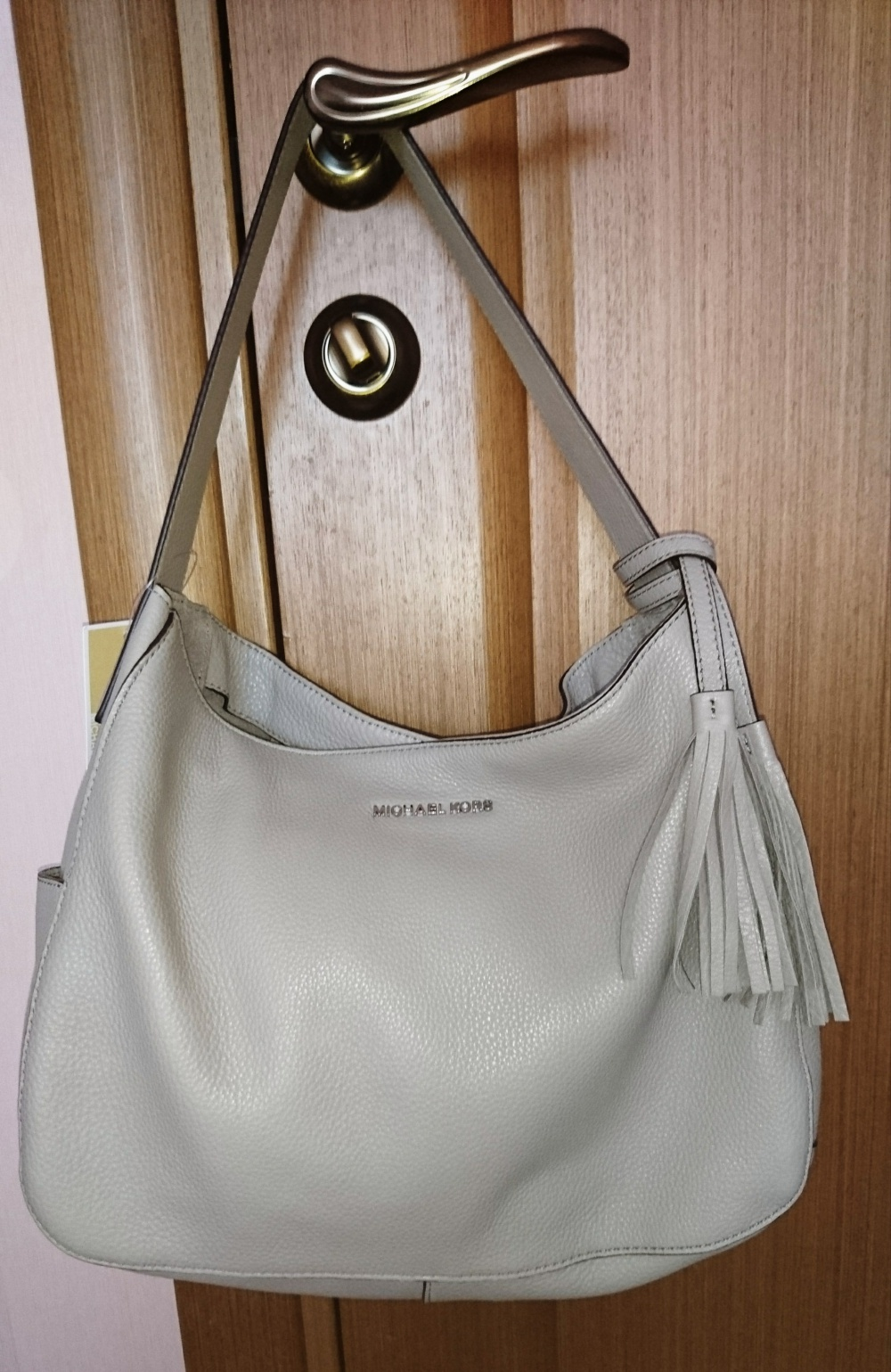 Новая сумка Michael Kors Ashbury Large Leather Shoulder Bag.