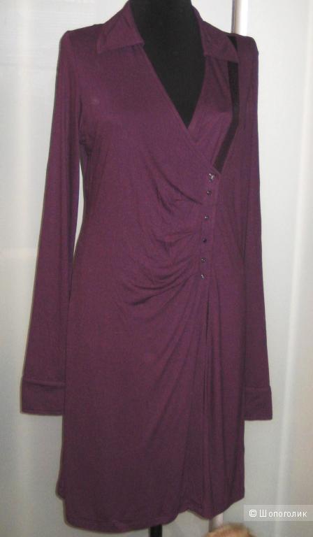 Платье Trussardi Италия размер хl (48)  новое