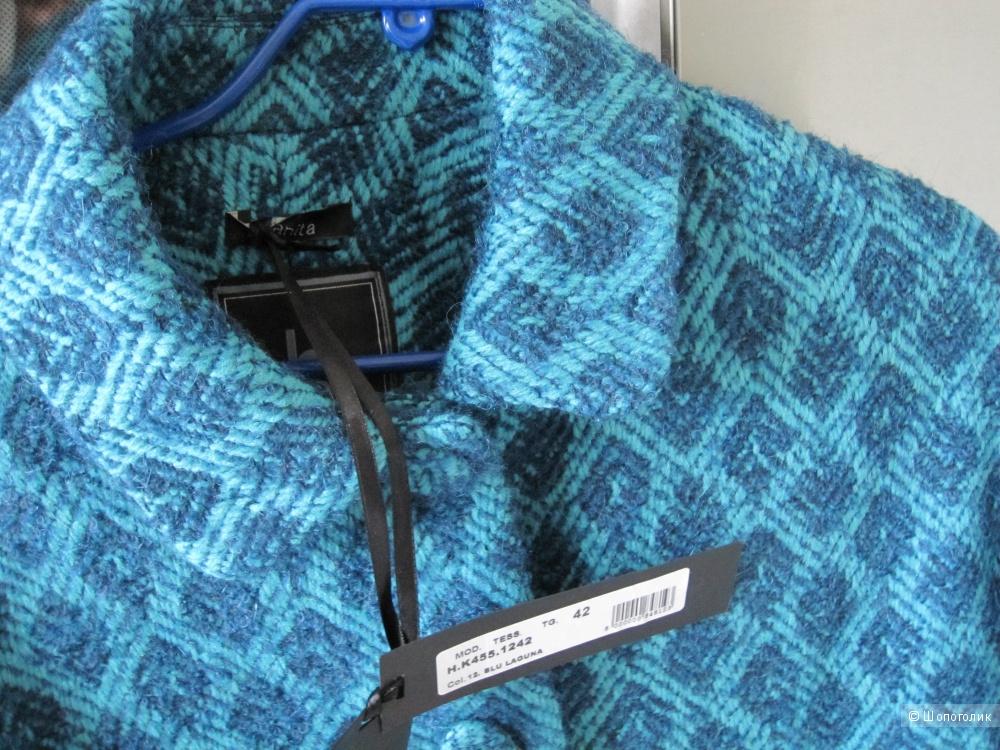 Пальто, пиджак HANITA, размер 42IT (44RU)