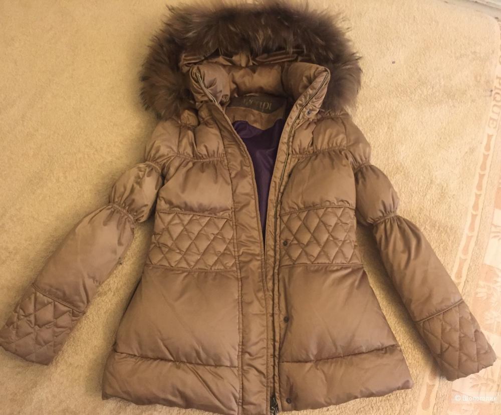 Treapi куртка на утином пуху, 10-14 лет