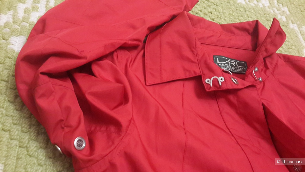 Куртка -ветровка RL, размер XS