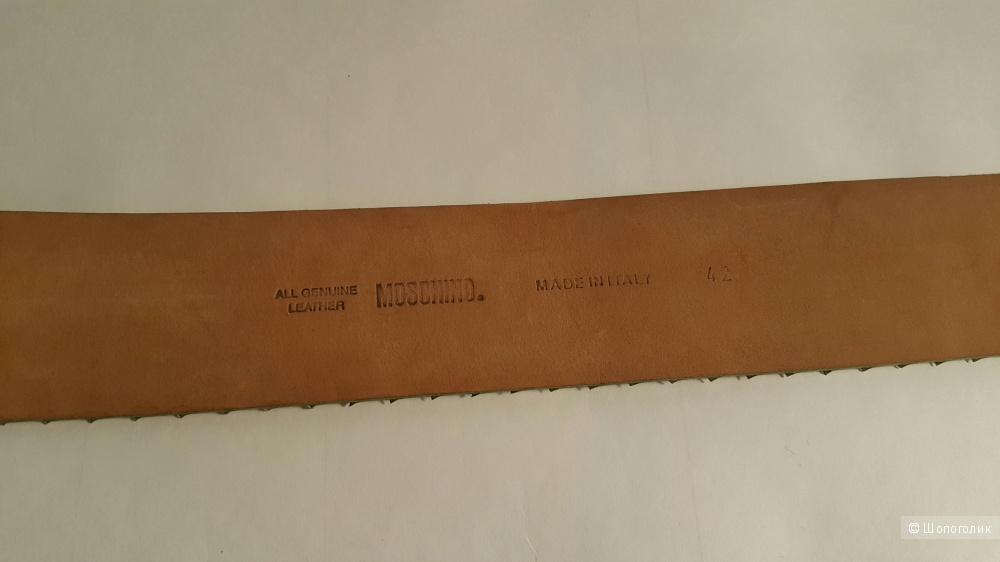 Ремень женский Moschino размер 42-44