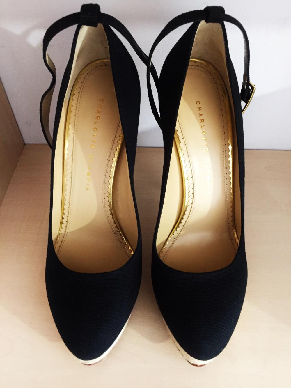 Туфли Charlotte Olympia, размер 40 (на 39)