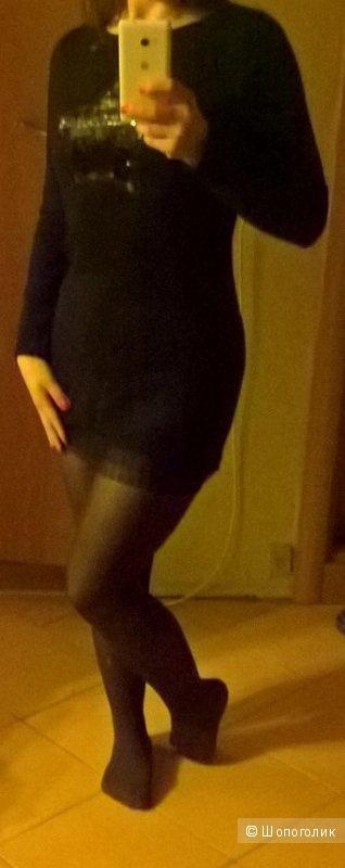 Платье-туника с кашемиром maElla 42-44