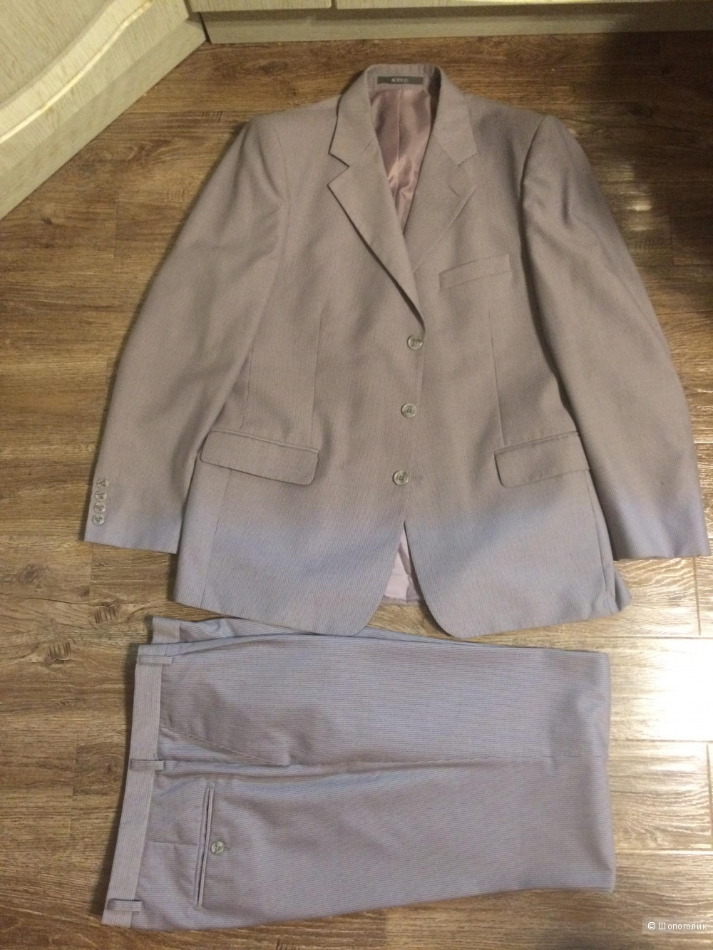 Классический костюм Peplos, 50-52