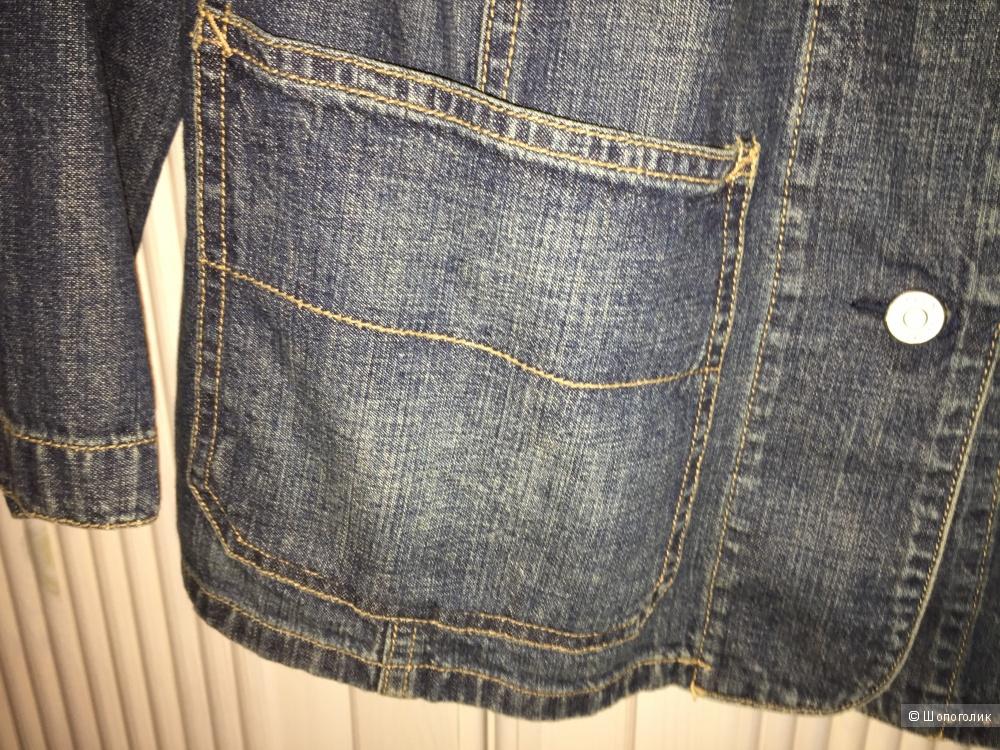 Джинсовый жакет RALPH LAUREN  Denim Workwear Jacket Size:2 X