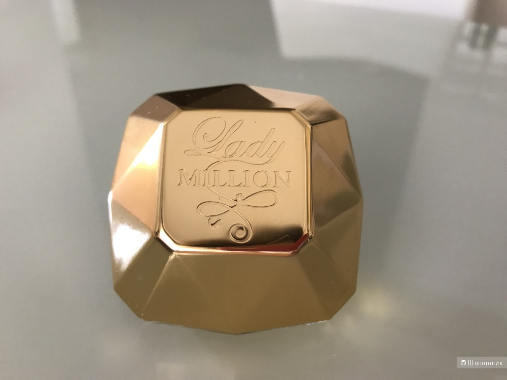 Paco Rabanne Lady Million Eau de Parfum, 20ml