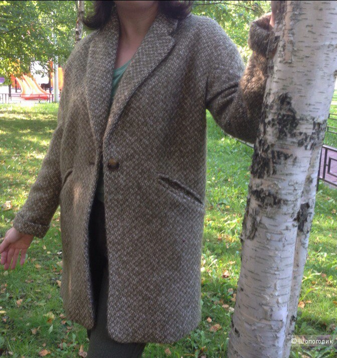 Пальто Zara размер l