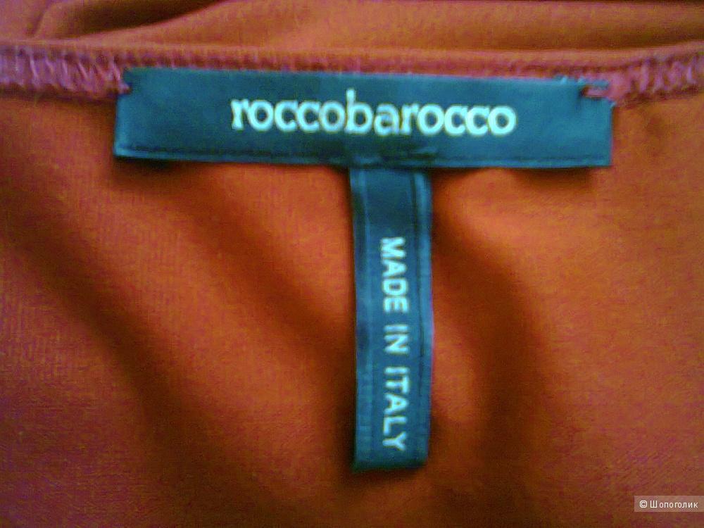 "Платье  фирмы""roccobarocco"" Италия трикотаж. р.42 б/у"