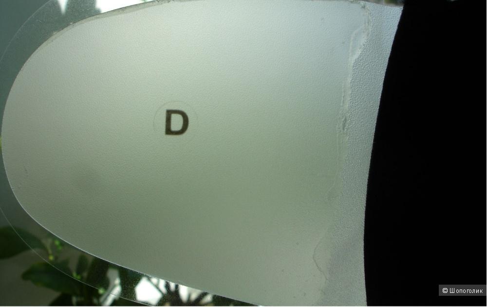 Бюстгальтер-наклейка Nordstrom, чашка D