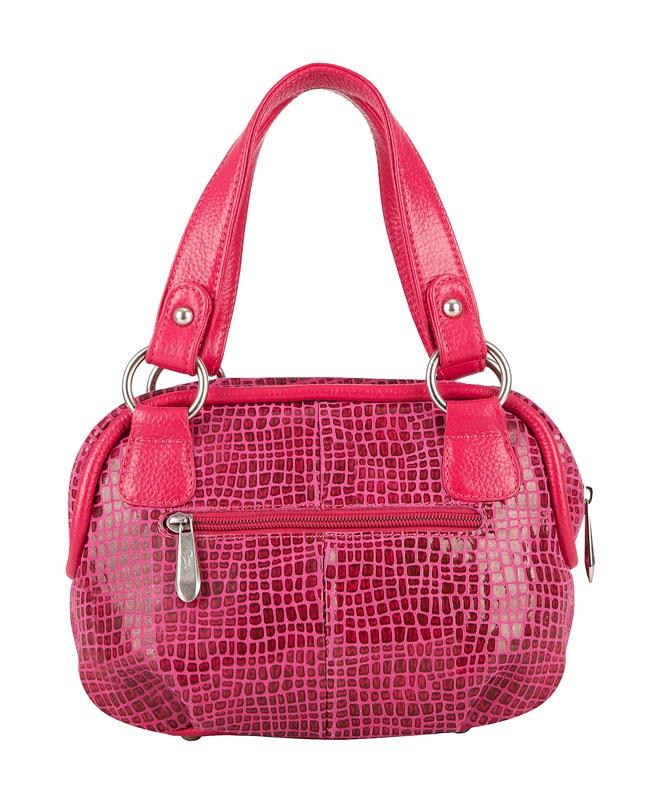 Женская сумка из натуральной кожи LABBRA