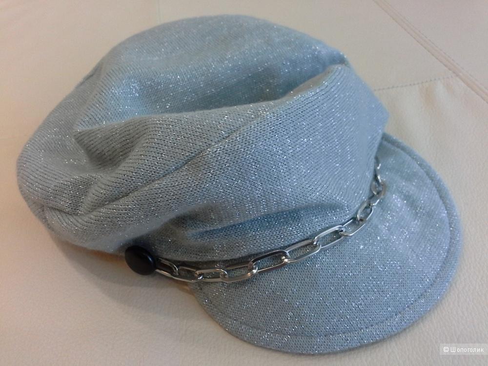 Дизайнерская кепка Glance,  размер 56-57