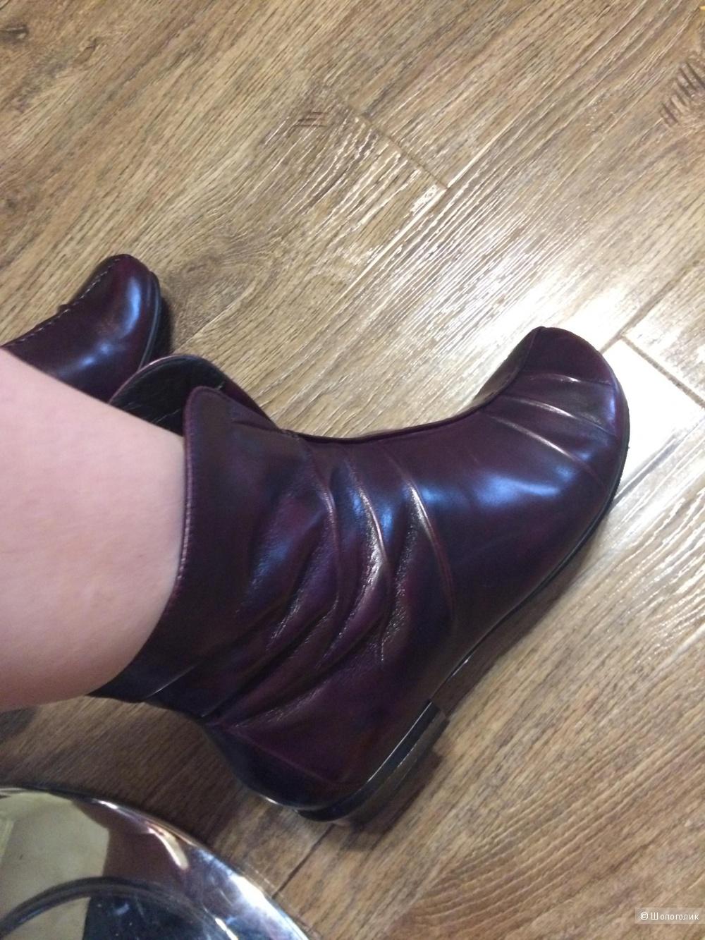 Ботинки carnaby, 39 р.