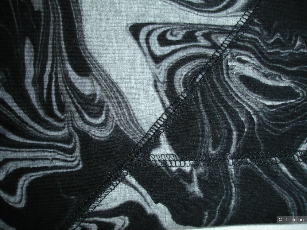 Хлопковые леггинсы DKNY Jeans, размер S-M
