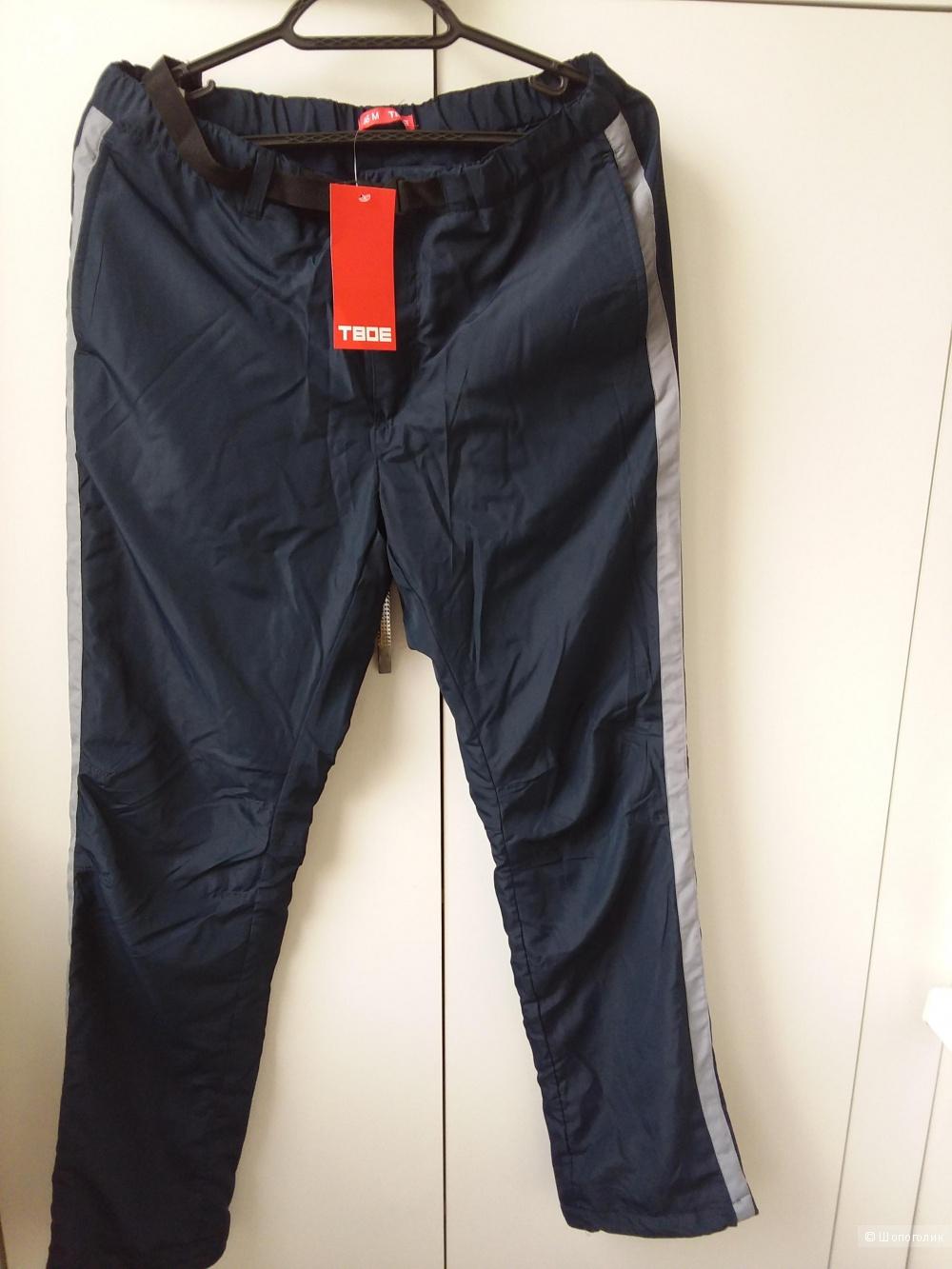 Новые утепленные брюки ТВОЁ размер М