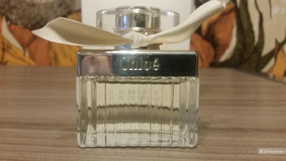 Chloe Eau de Toilette Chloe ( версия 2009 г).-50 ml