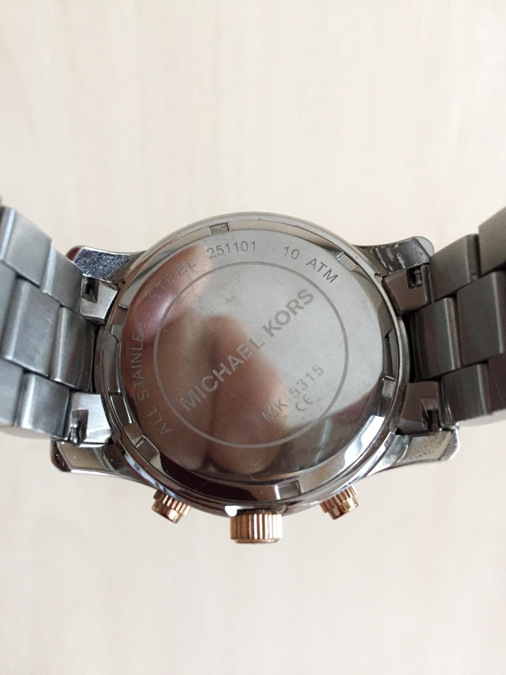 Часы Michael Kors MK5315