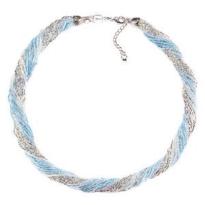 Ожерелье из венецианского бисера