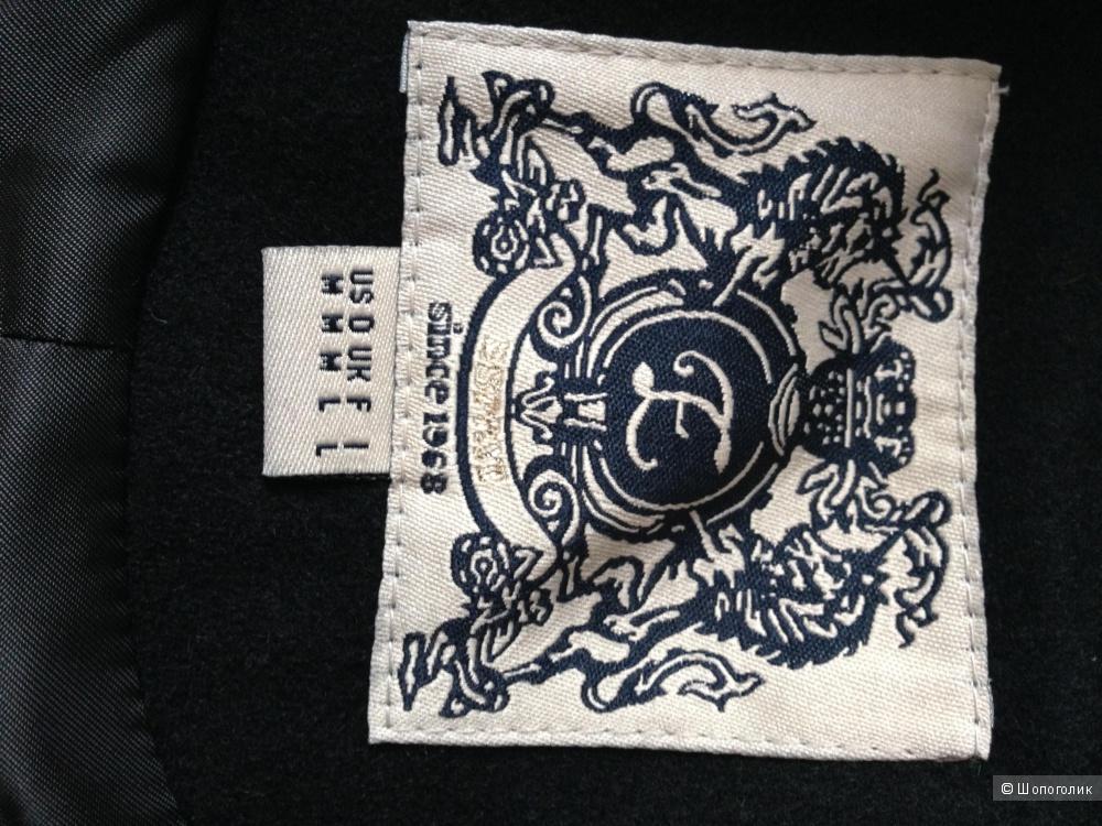 ESPRIT красивое двубортное пальто р.46 (М).Новое.Оригинал