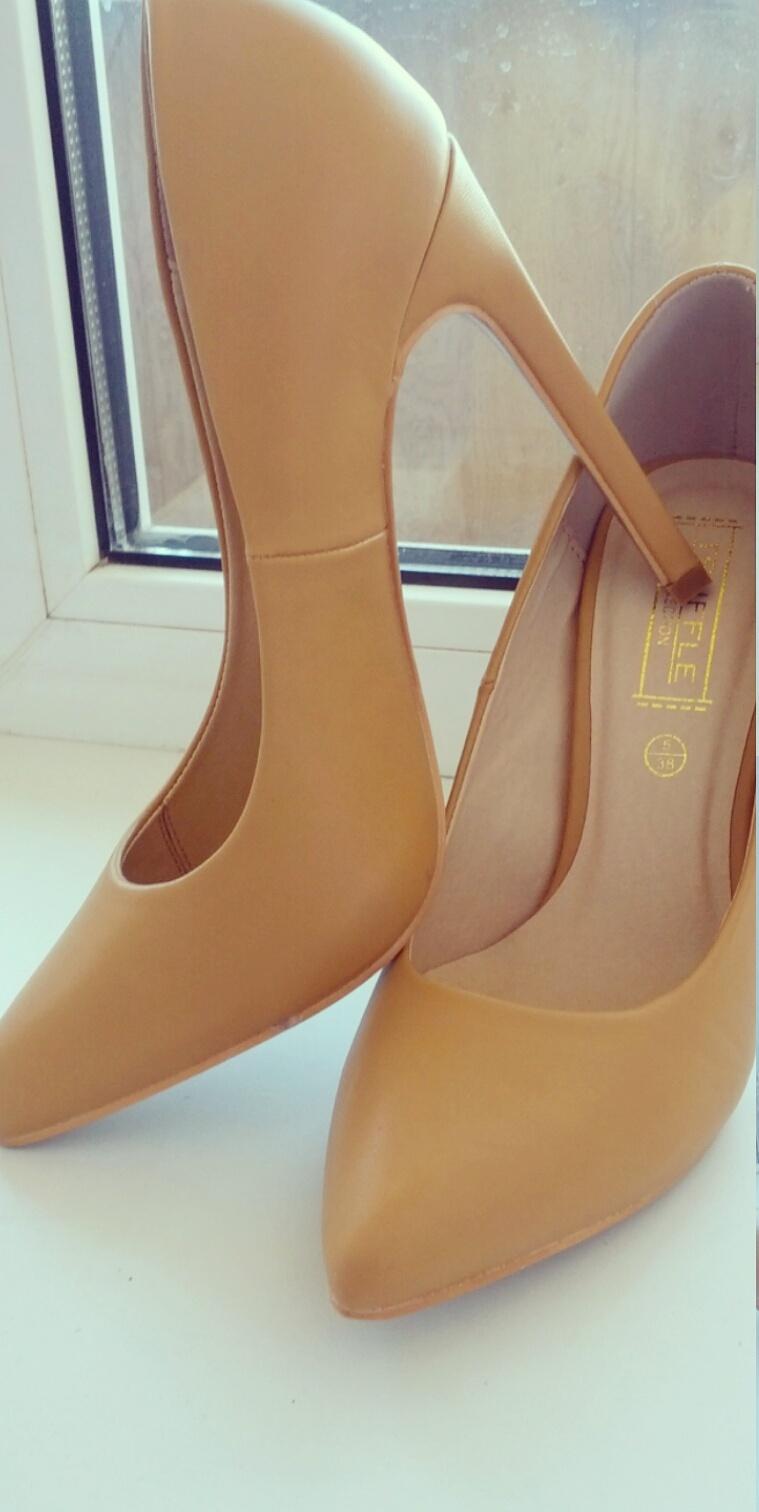 Новые туфли Truffle UK5