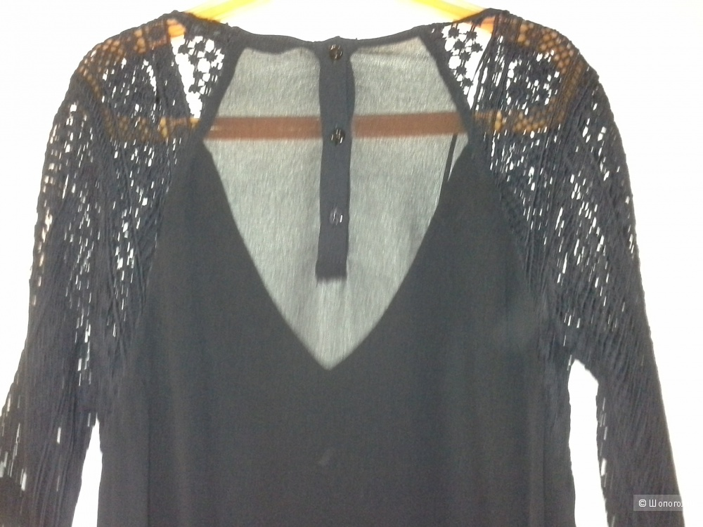 Нарядная блузка Zara,  размер XS.