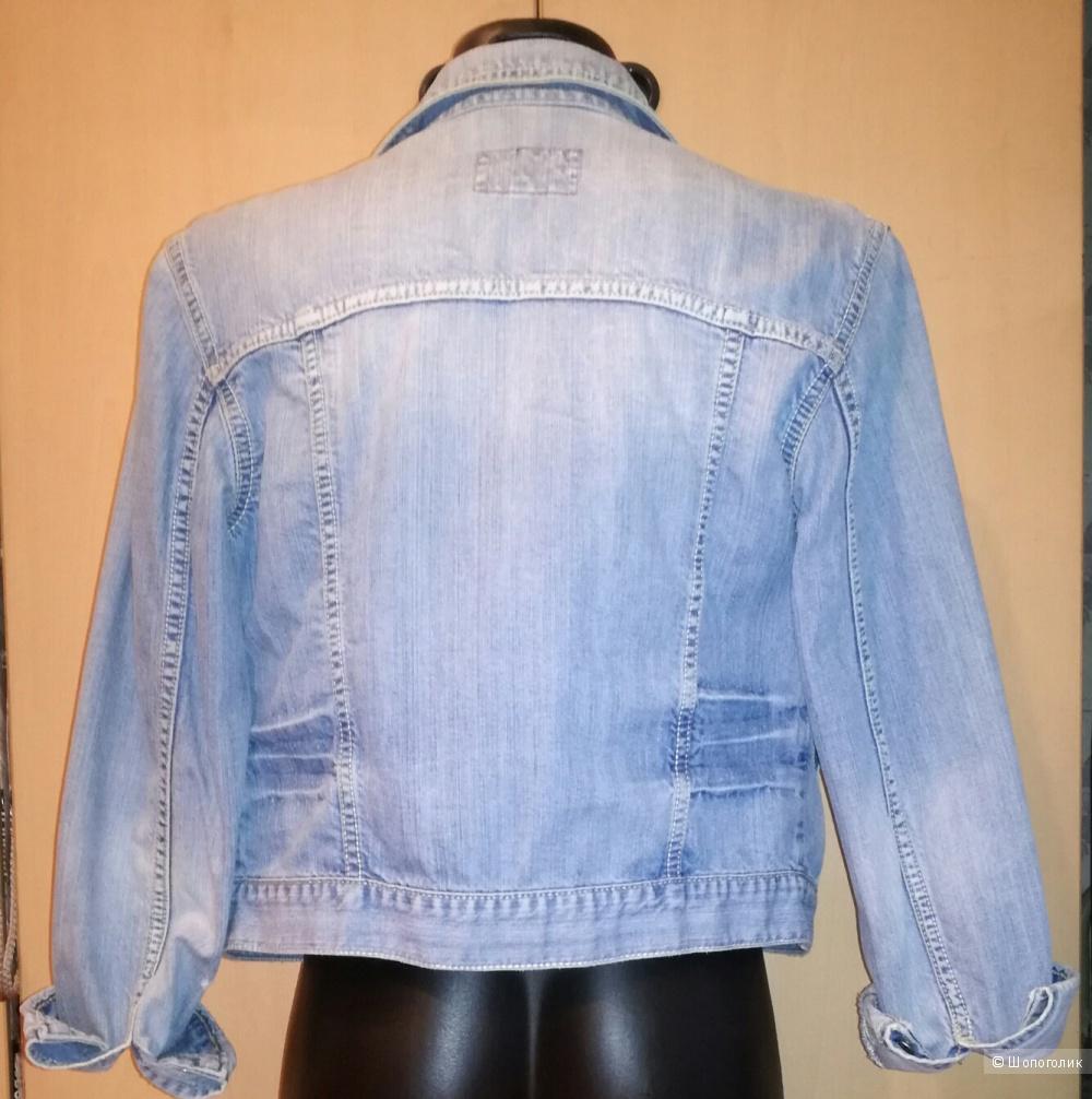 Куртка джинсовая Lacarino 44-46 размер