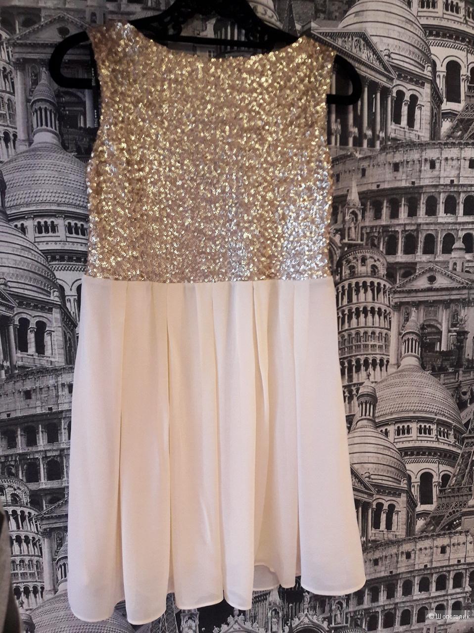 Платье TFNC London р 44