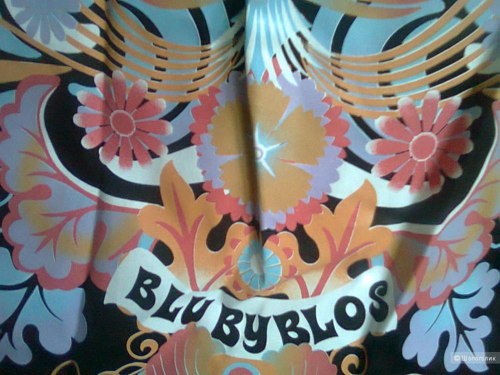 "Рубашка блуза ""Byblos Blu"" (Италия) р. 50-52  новая"