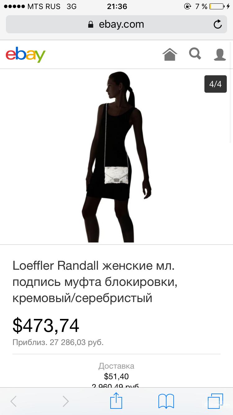 Сумка loeffler Randall