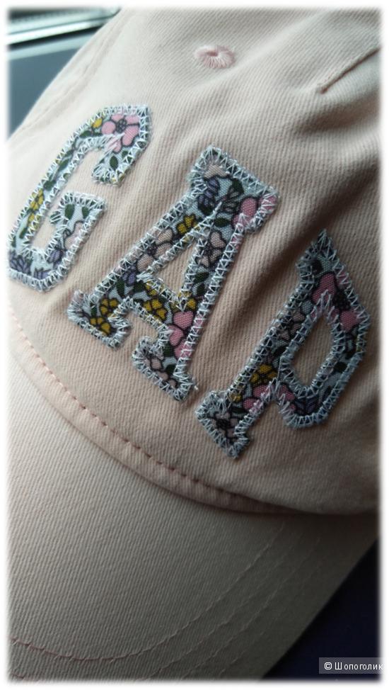 Женская кепка GAP (оригинал) универсального размера.
