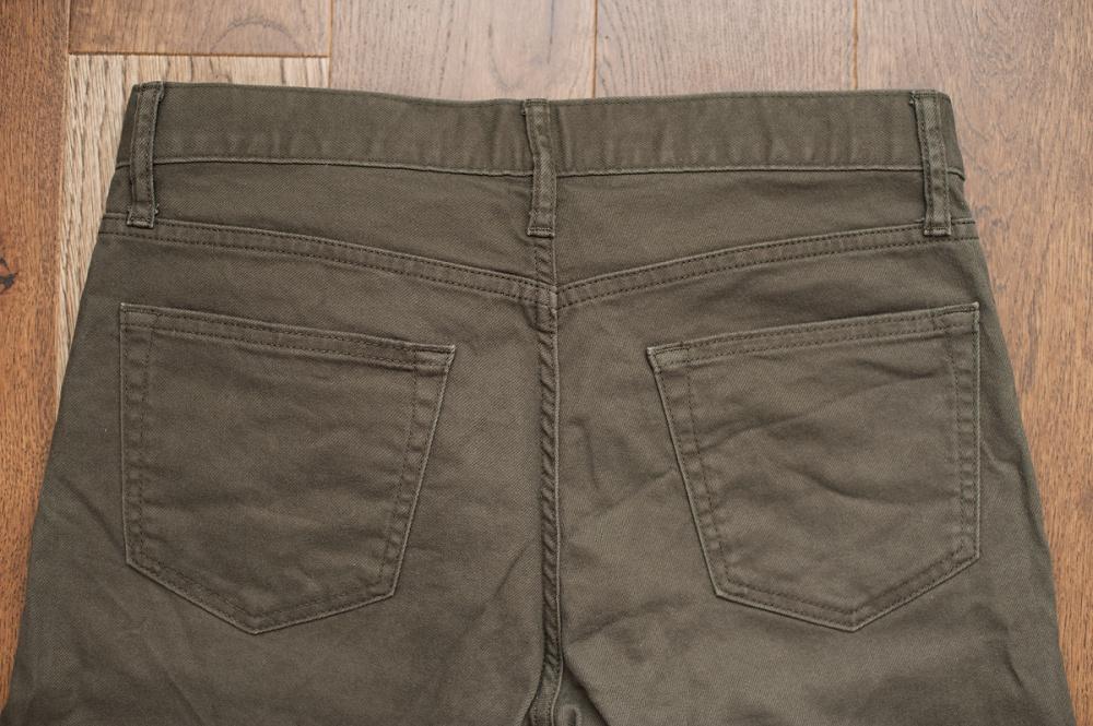 Мужские джинсы Uniqlo р. 32