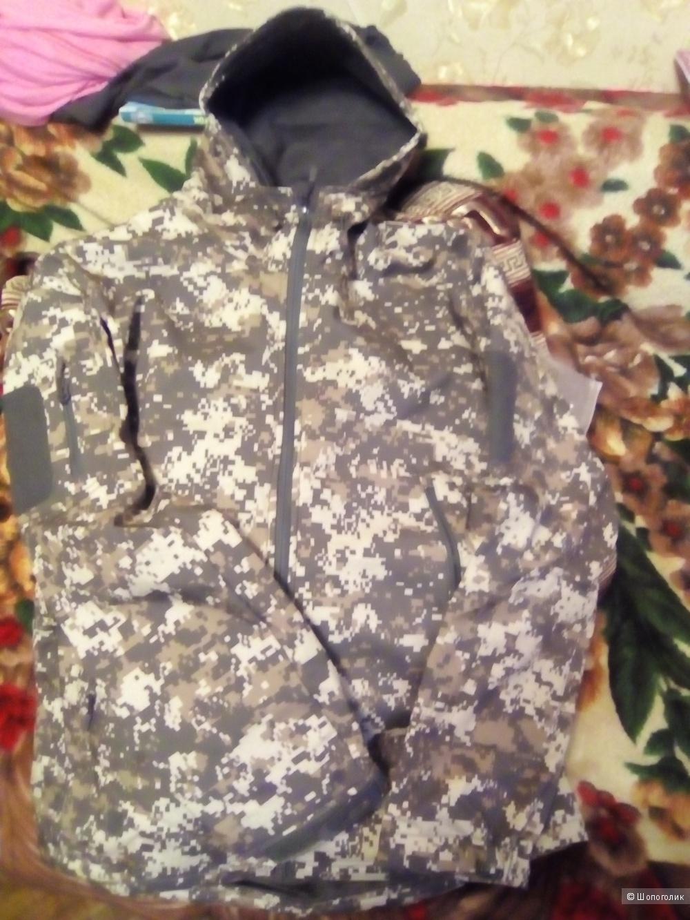 Мужская осенняя куртка Tactasen 3XL