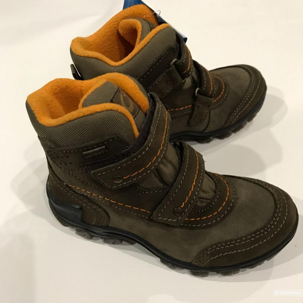 Ботинки для мальчика 30 р. DRAM. Франция.