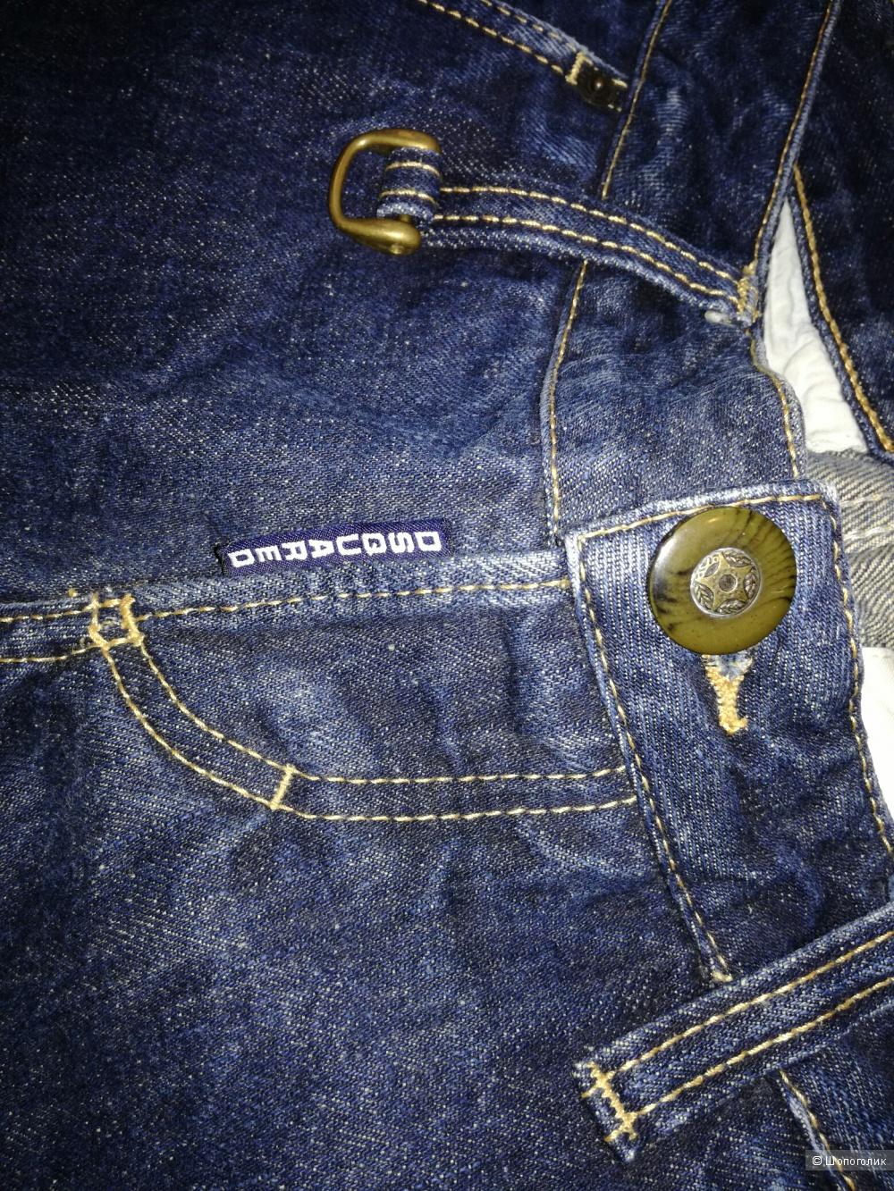 Dsquared2 джинсы синие 38 размер