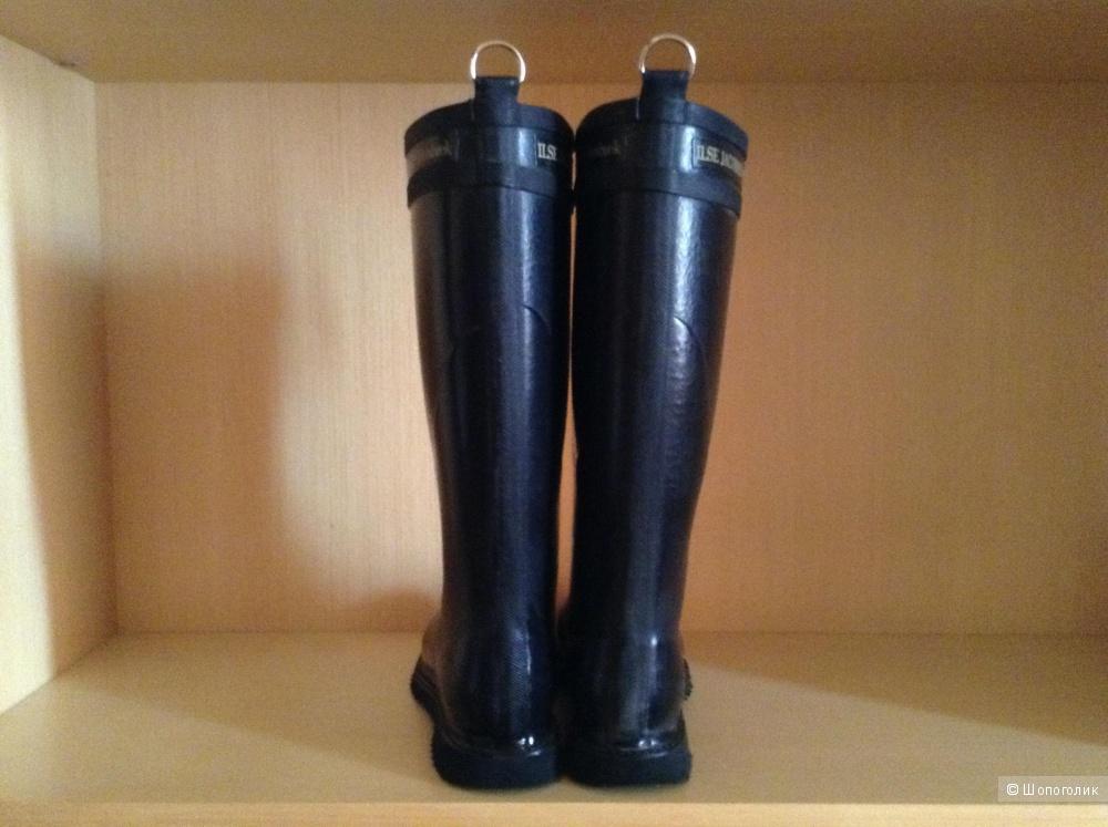 Резиновые сапоги Ilse Jacobsen, размер 38, handmade